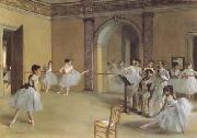 Dance Class at the Opera (mk09)