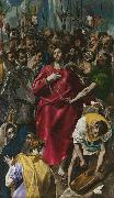 El Greco The Despoiling of Christ (mk08) oil painting picture wholesale