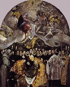 El Greco The Burial of Count Orgaz (mk08) oil painting picture wholesale