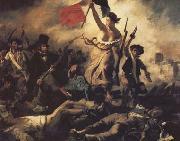 Eugene Delacroix Liberty Leading the People(28 th July 1830) (mk09) oil painting picture wholesale