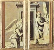 Fra Bartolommeo Annunciation (mk08) oil painting picture wholesale