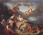 Francois Boucher The Rape of Europa (mk05) oil painting picture wholesale