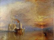 The  Fighting Temeraire Tugged to het last berth to be Broken Up (mk09)