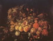 Jan Davidsz. de Heem Still Life (mk08) oil painting picture wholesale