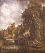 John Constable The Valley Farm (mk09) oil painting artist
