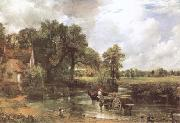 John Constable The Hay Wain (mk09) oil painting artist