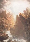 John Martin The Bard (mk10) oil painting picture wholesale