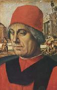 Luca Signorelli Portrait of a Lawyer (mk08) oil painting
