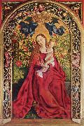 Madonna of the Rose Bower (mk08)