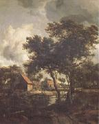 Meindert Hobbema The Water Mill (mk05) oil painting picture wholesale
