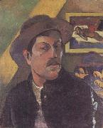 Paul Gauguin Self-Portrait (mk07) oil painting picture wholesale