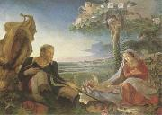 Rest on the Flight into Egypt (mk09)