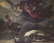 Pierre-Paul Prud hon Justice and Divine Vengeance Pursuing Crime (mk05) oil painting artist