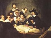 The Anatomy Lesson of Dr.Nicolaes Tulp (mk08)