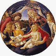 Sandro Botticelli Madonna del Magnificat (mk08) oil painting reproduction