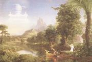 Thomas Cole The Voyage of Life Youth (mk09) oil painting picture wholesale