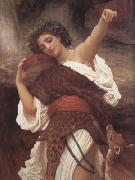 Alma-Tadema, Sir Lawrence Frederic Leighton (mk23) oil painting reproduction