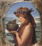 Alma-Tadema, Sir Lawrence Pandora (mk23) oil painting reproduction