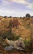 Alma-Tadema, Sir Lawrence 94 Degrees in the Shade (mk23) oil painting picture wholesale