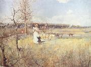 Charles conder Springtime (nn02) oil painting reproduction