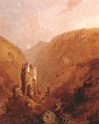 Clarkson Frederick Stanfield Burg Eltz (mk22) oil painting reproduction