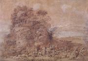 Claude Lorrain Sermon on the Mount (mk17) oil painting picture wholesale