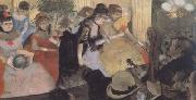 Edgar Degas Cabaret (nn02) oil painting reproduction