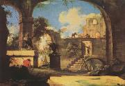 Francesco Guardi Capriccio (mk08) oil painting picture wholesale