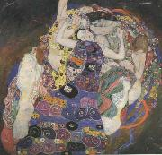 Gustav Klimt The Virgin (mk20)