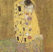 Gustav Klimt The Kiss (mk12)
