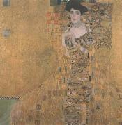 Gustav Klimt Portrait of Adele Bloch-Bauer I (mk20) oil painting picture wholesale