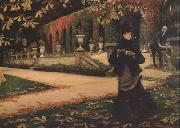James Tissot The Letter (nn01) oil painting picture wholesale
