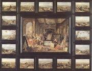 Jan Van Kessel Europe (mk14) oil painting picture wholesale