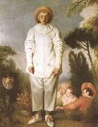 Jean-Antoine Watteau Gills (mk08) oil painting picture wholesale