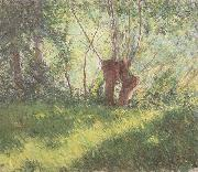John Leslie Breck Willows (nn02) oil painting picture wholesale