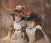 John Singer Sargent Village Children (mk18) oil painting picture wholesale