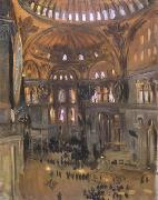 John Singer Sargent Sketch of Santa Sofia (mk18) oil painting picture wholesale