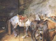 John Singer Sargent Arab Stable (mk18) oil painting picture wholesale