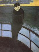Leon Spilliaert The Crossing (mk19) oil painting picture wholesale
