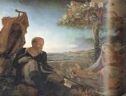 Rest on the Flight into Egypt (mk10)