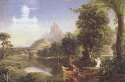 Thomas Cole The Ages of Life:Youth (mk13) oil painting picture wholesale