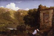 Thomas Cole Il Penseroso (mk13) oil painting picture wholesale