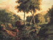 Thomas Cole Landscape (mk13) oil painting picture wholesale