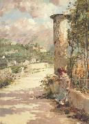 Vincenzo Irolli A Quiet Read (mk21) oil painting picture wholesale