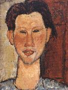 Amedeo Modigliani Chaim Soutine (mk39) oil painting reproduction