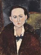 Amedeo Modigliani Elena Povolozky (mk39) oil painting reproduction