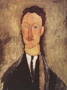 Amedeo Modigliani Leopold Survage (mk38) oil painting reproduction