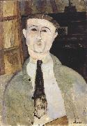 Amedeo Modigliani Paul Guillaume (mk39) oil painting reproduction