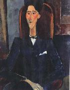 Amedeo Modigliani Jean Cocteau (mk38) oil painting reproduction