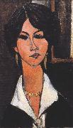 Amedeo Modigliani The Algerian Woman (mk39) oil painting reproduction